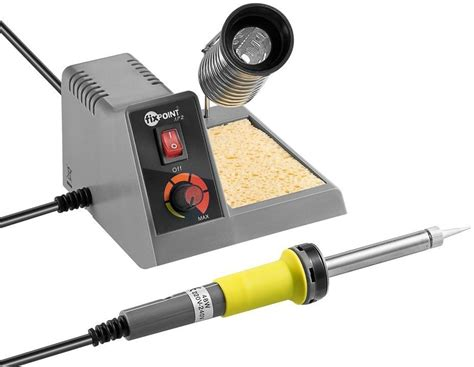Tools - Temperature Controlled Soldering Irons